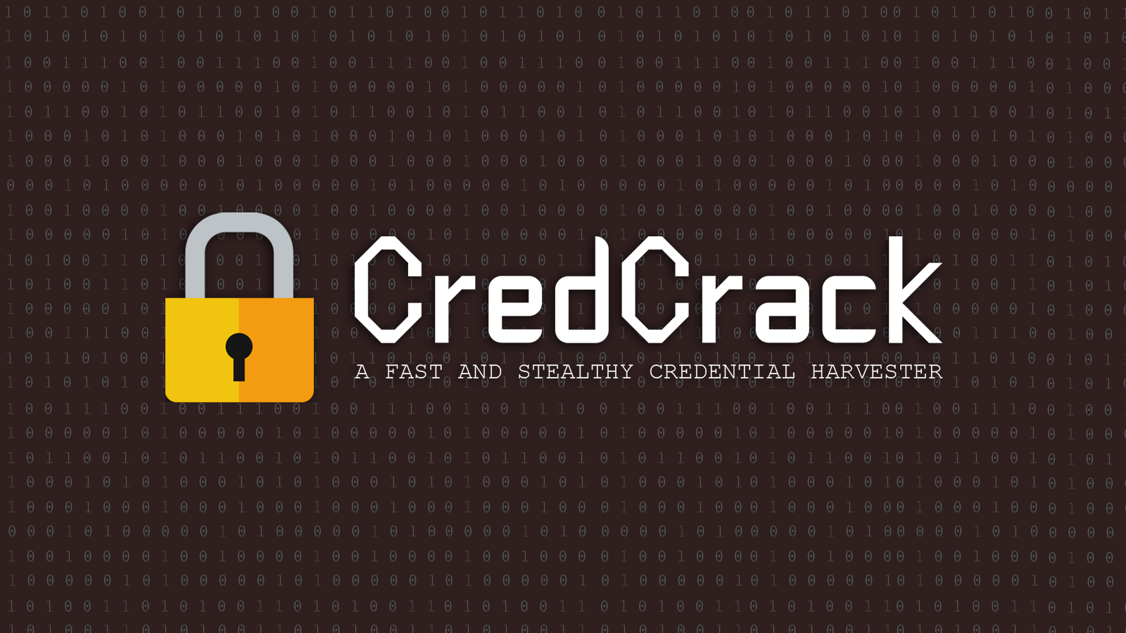 CredCrack - A Fast and Stealthy Credential Harvester