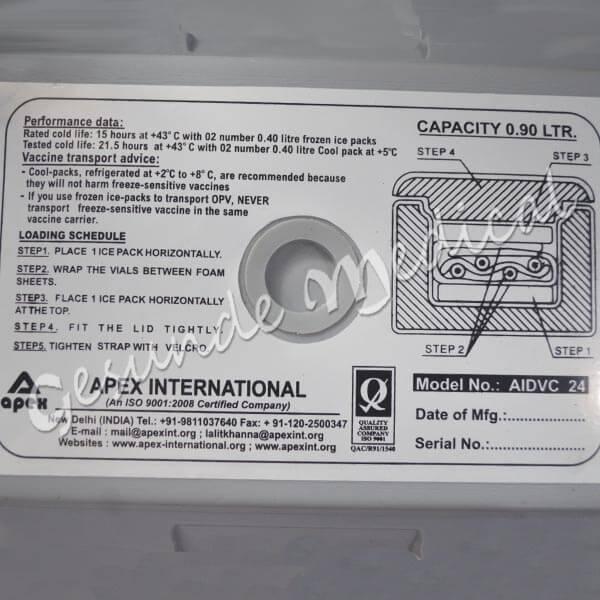 jual box vaksin APEX murah