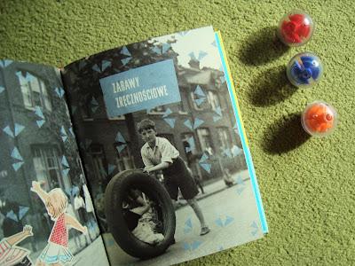 gry i zabawy z dawnych lat, książka