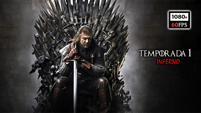 Game of Thrones Temporada 1 HD 1080p Audio Trial [60fps]