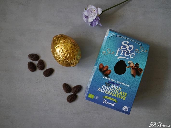 Plamil's Organic Vegan Easter Range