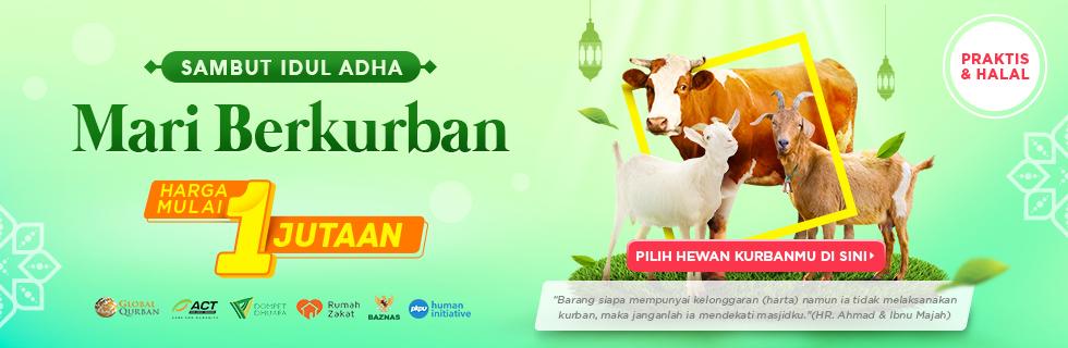 Elevenia - Promo Sambut Qurban Mulai 1 Jutaan (s.d 22 Agustus 2018)