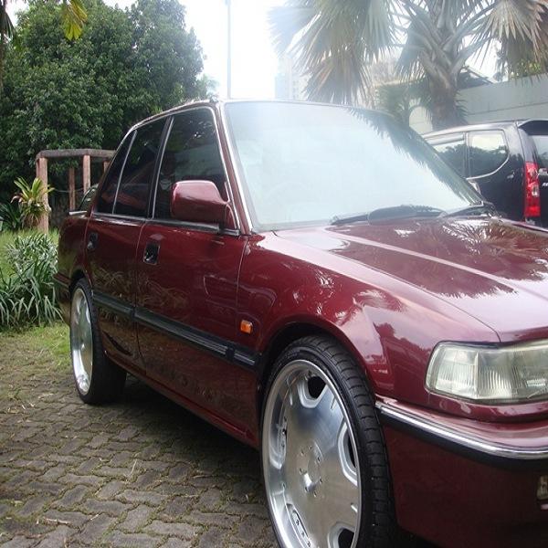 Modifikasi Mobil Sedan Lama Klasik Antik Tua Indonesia