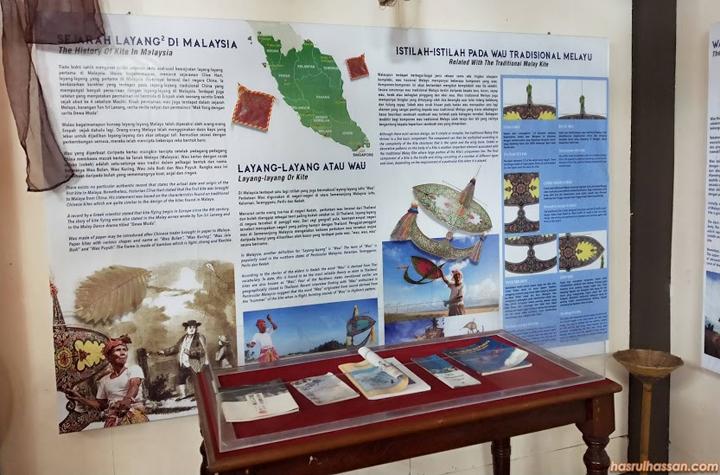 Sejarah layang-layang dan wau di Malaysia