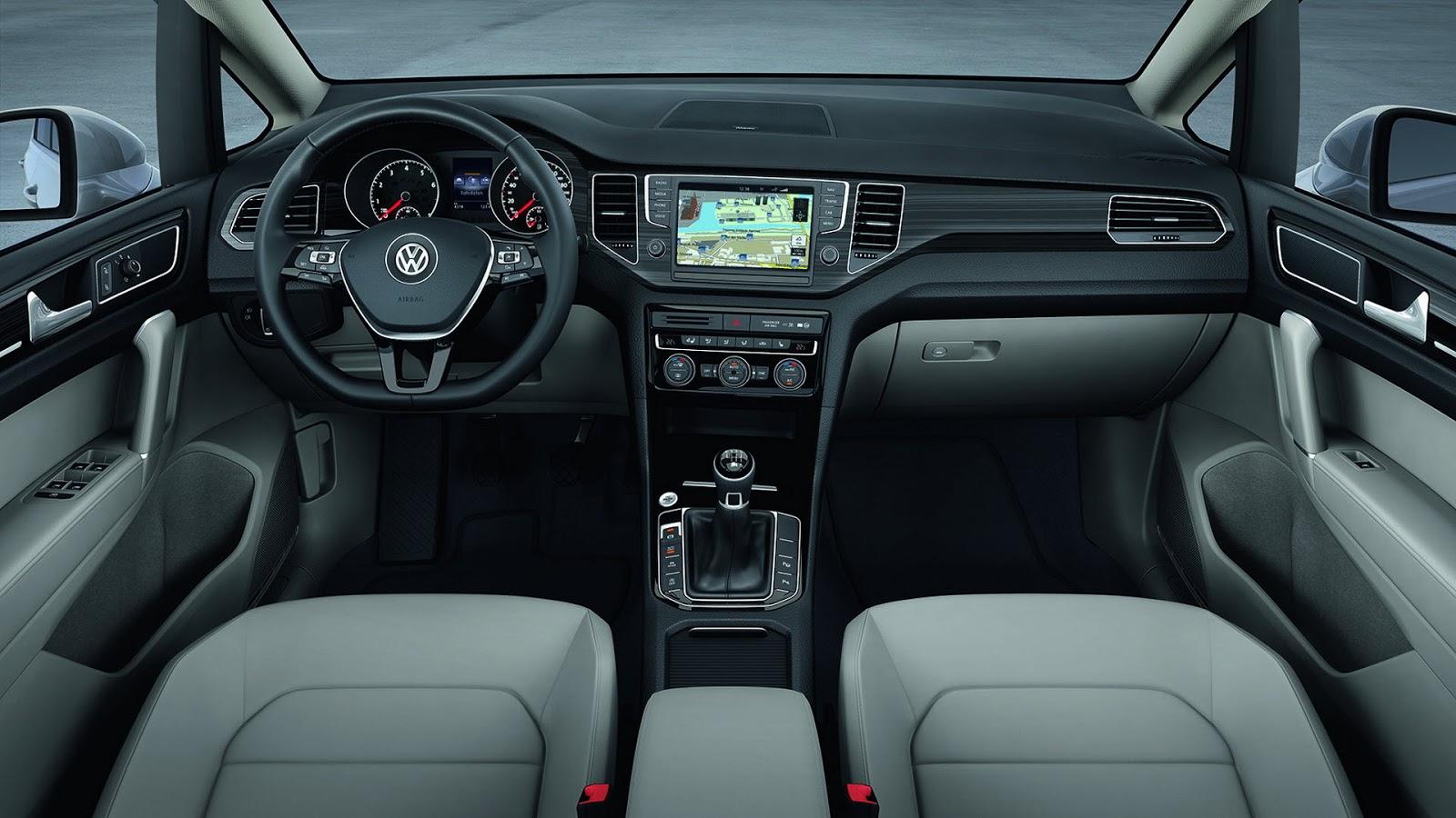 the new golf sportsvan. Black Bedroom Furniture Sets. Home Design Ideas