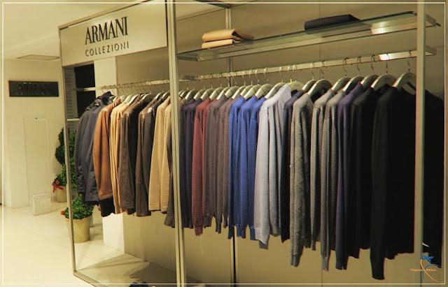 Armani Collezioni na SAX Department