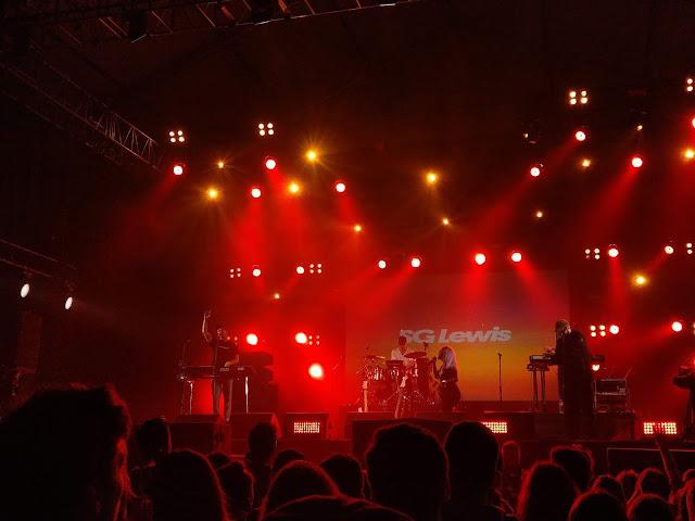 SG Lewis, Open'er Festival 2018