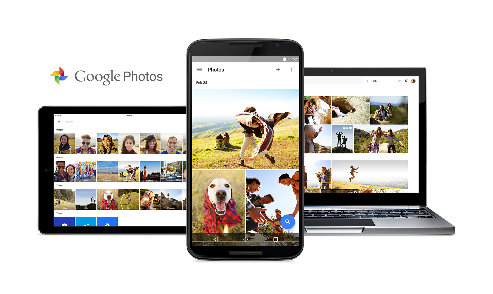 Google Photos gets smarter. Image Courtesy: Google Photos