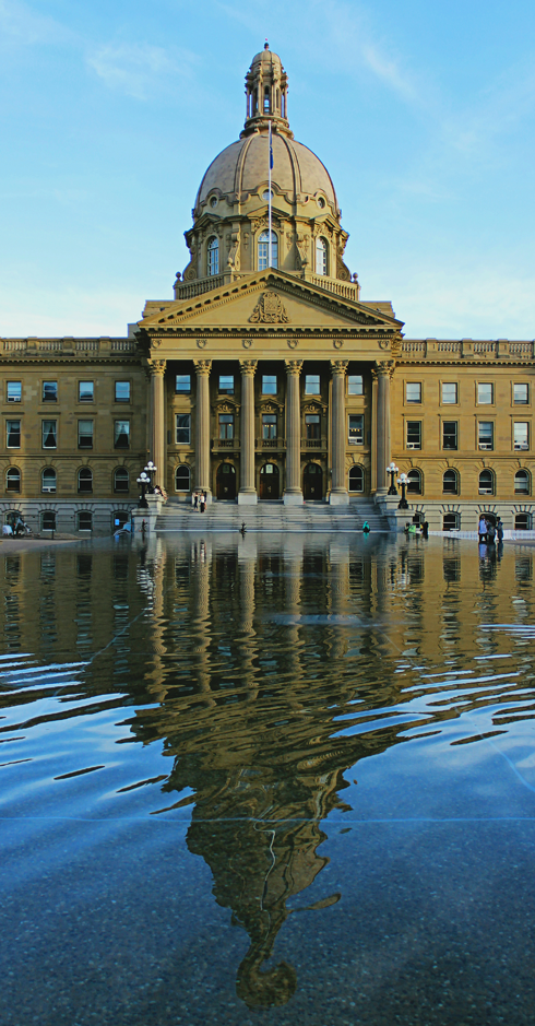 Alberta Legislature Building Edmonton