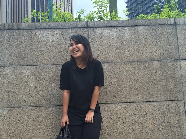 [outfit] One evening in KLCC