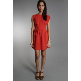 7de5c81243e3f videdressing marques PARIS  robe sessun rouge 2011