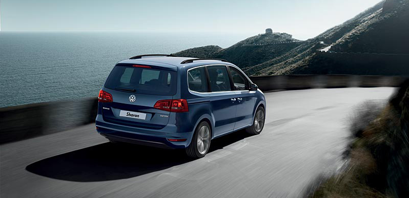 Best VW Sharan 2019 Redesign and Concept - Car Index