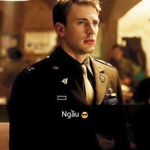 Captain America Chris Evans 3