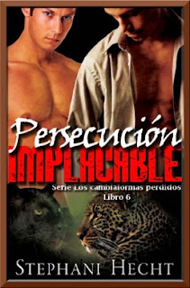 Persecución Implacable – Stephani Hecht