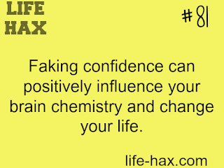 faking confidence can augment your confidence level