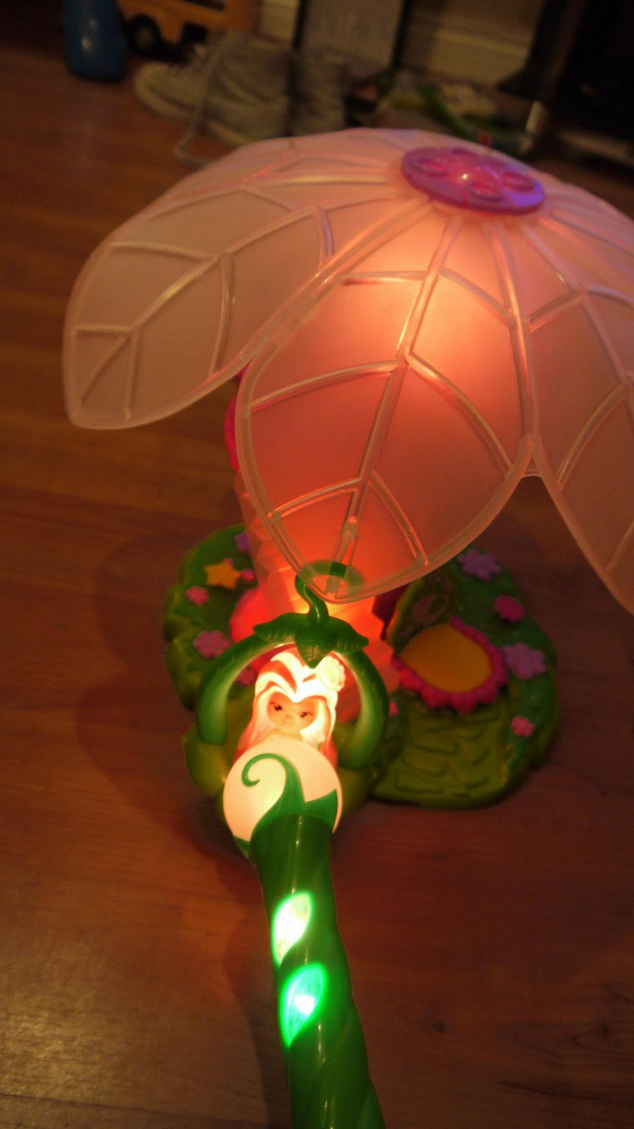 Inside The Wendy House Lite Sprites Light Up Your World