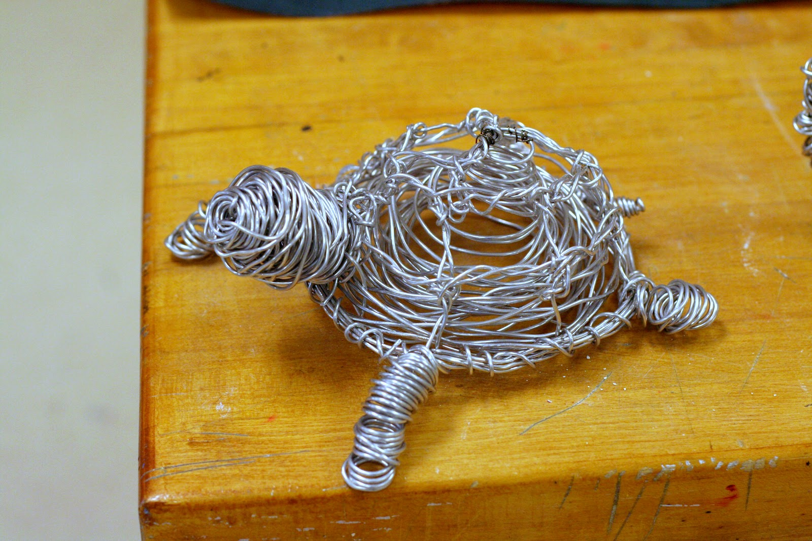 3d Wire Art Projects Center Chord A C E G Various Names A7 Adom7 Dominant Seventh Dream Pray Create Lesson Idea Continuous Line Rh Dreampraycreate Blogspot Com Sculpture Ideas