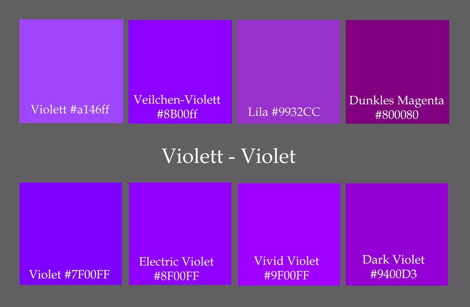 Nordljus: Purple & Green