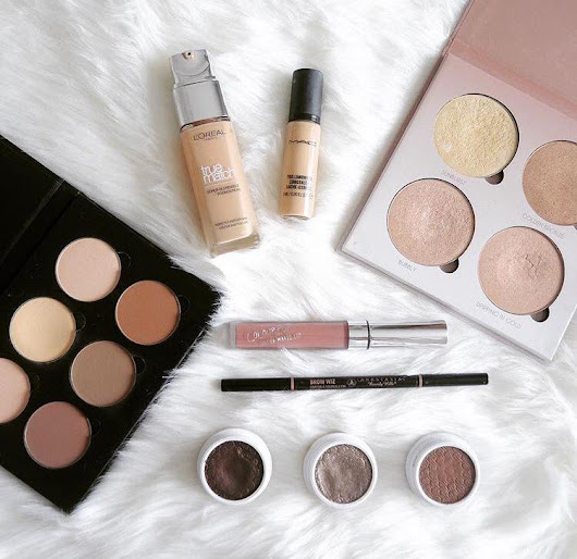 EVERY DAY MAKE UP ESSENTIALS