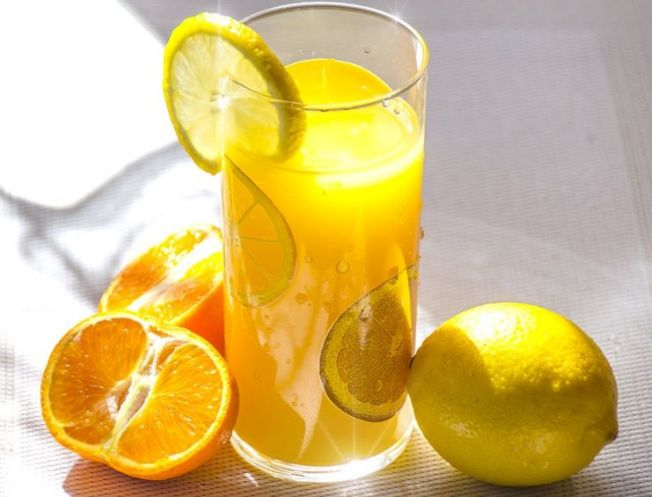 Cara Membuat Jeruk Nipis Untuk Obat Kolesterol