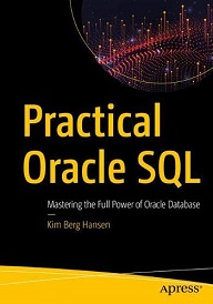 Author of the book Practical Oracle SQL