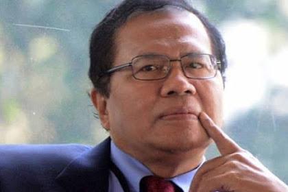 Rizal Ramli Siap Dikeroyok Luhut dan Sri Mulyani