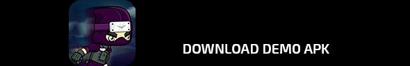 Ninja Runner - Android Studio + Eclipse + Buildbox Template - 4