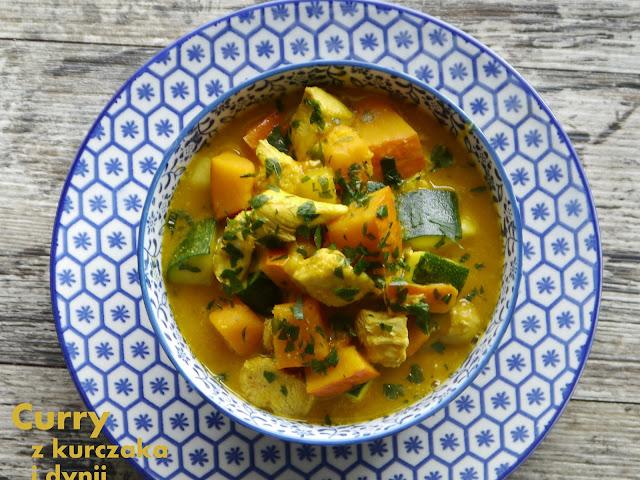 Dyniowe curry z kurczaka - Czytaj więcej »