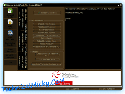 Universal Android Tool 20140015 With Keygen Free Download