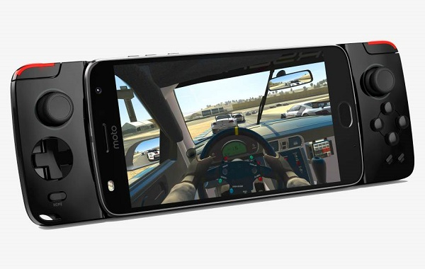 MOTO Z2 PLAY OFICIAL - GAMEPAD