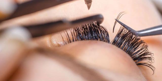 Bahaya Sambung Bulu Mata, jangan sambung bulu mata, risiko menyambung bulu mata