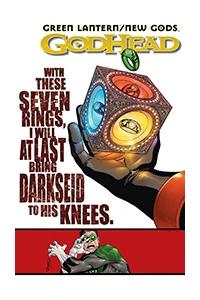 Green Lantern/new Gods: Godhead – Truyện tranh
