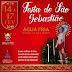 Confira a programação da Festa de São Sebastião no distrito de Água Fria em Belo Jardim, PE