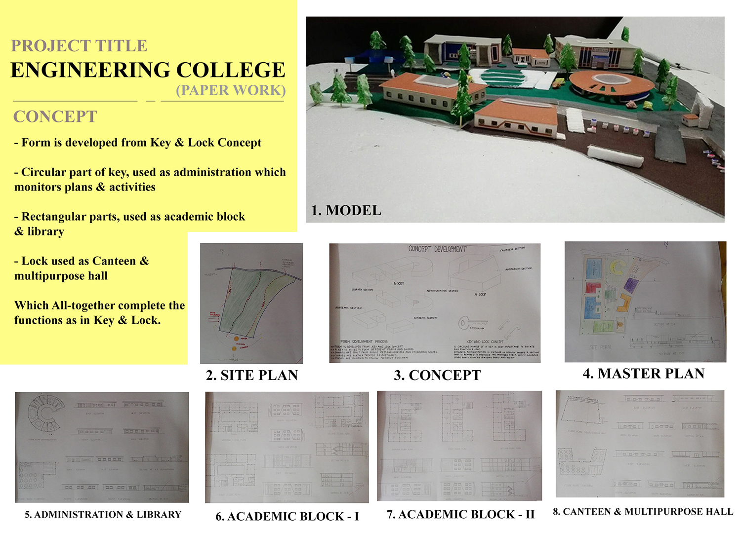 Engineering College Design