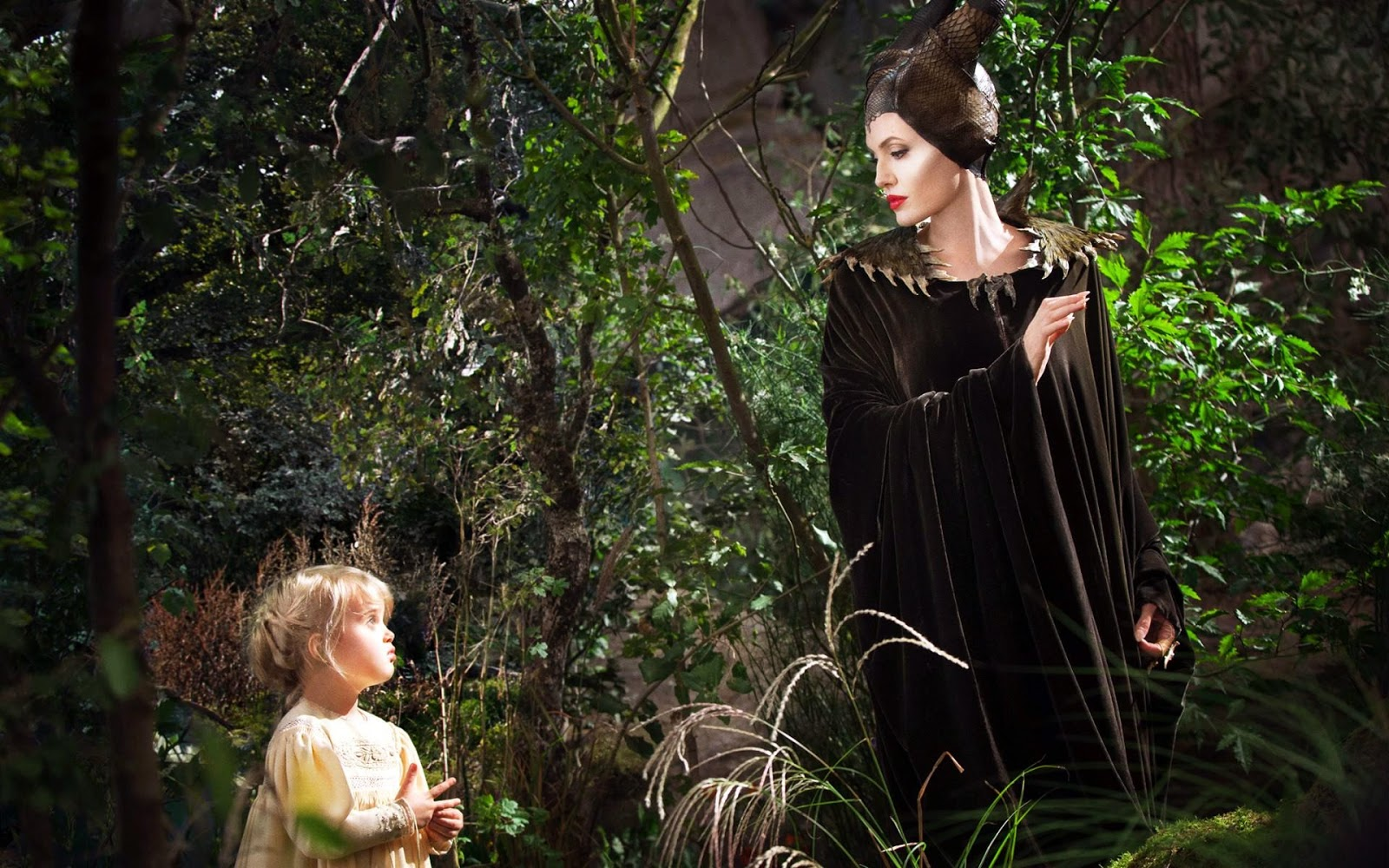 Maleficent 2014 Movie Review First Impressions Reviews