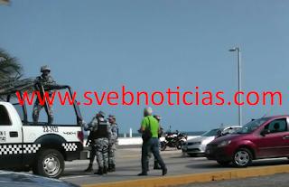 Dictan prisión preventiva a 2 asalta-bancos detenidos en Boca del Rio Veracruz