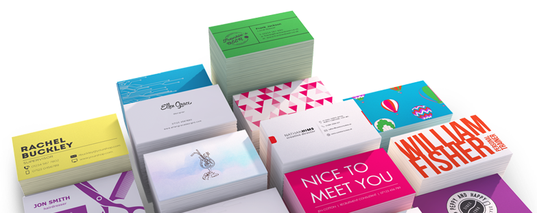 Colorful business cards printing in gloucester leaflet a business card can talk a thousand words and it is crucial to get this privilege with the fitting plan and card wrap up reheart Image collections