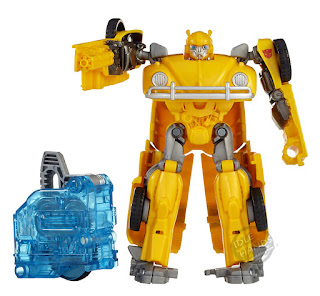 Hasbro Transformers Bumblebee Movie Power Plus Series Bumblebee Bug 001
