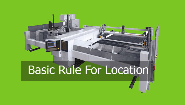 Locating Of Workpiece In Tool Engineering. Basic Rules For Location