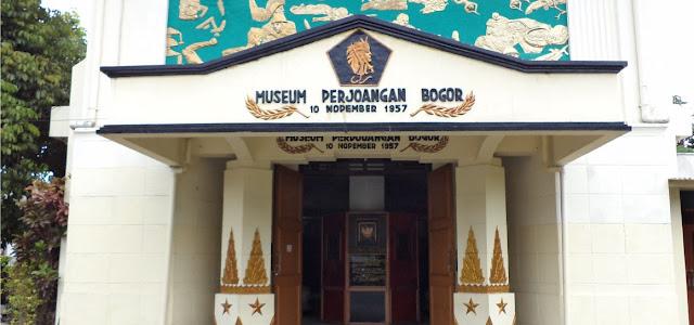 Sejarah Museum Perjoangan Bogor.