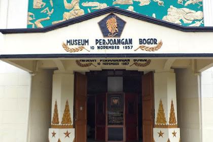 Sejarah Museum Perjoangan Bogor