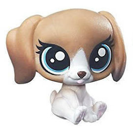 Littlest Pet Shop Mommy & Babies Busy Beagleton (#234) Pet