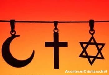 Judíos, musulmanes y cristianos se unen por la paz