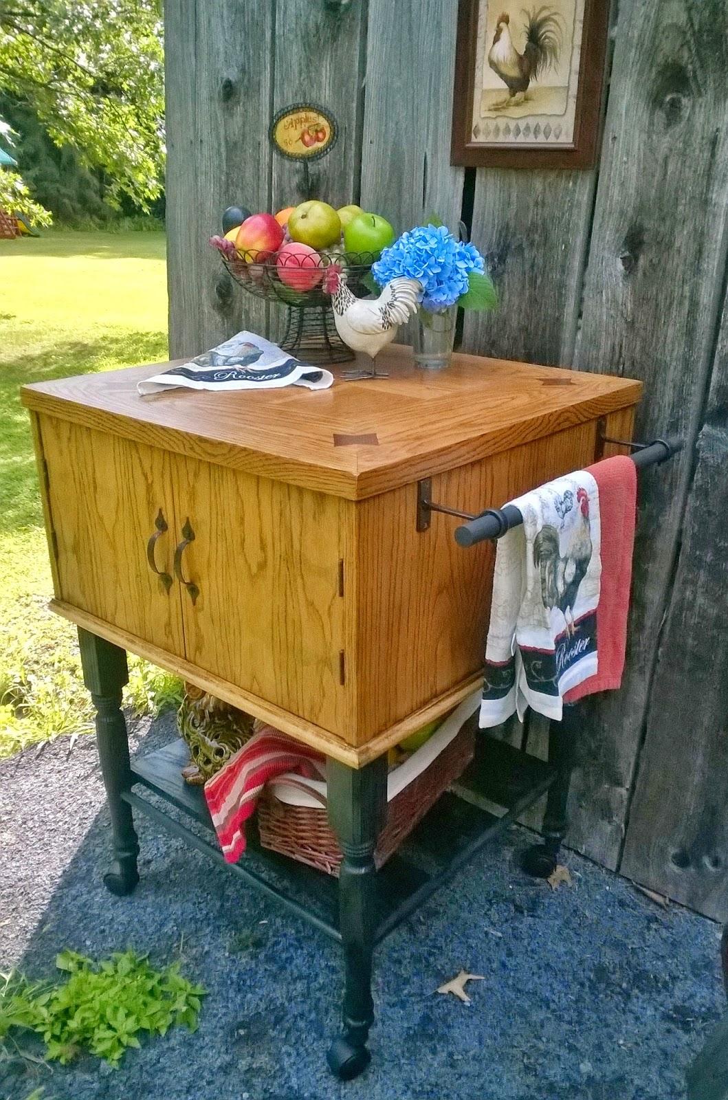 DIY kitchen island - Redo it Yourself
