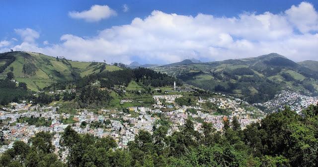 ciudades coloniales de Quito