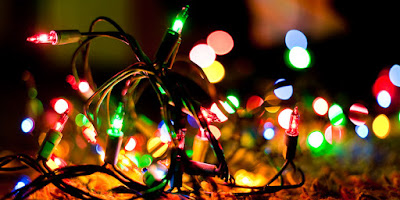 Foto luces de Navidad