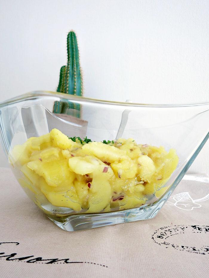 Schneller Kartoffelsalat nach Tim Mälzer