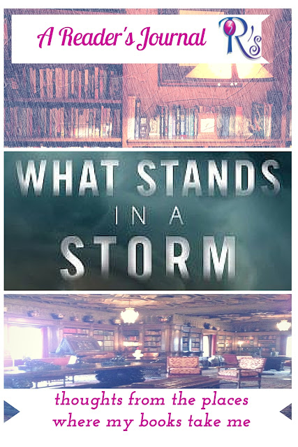 WHAT STANDS IN A STORM Reader's Journal 3Rs Blog