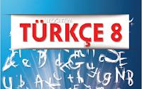8. Sınıf Dörtel Yayınları Türkçe Çalışma Kitabı Cevapları