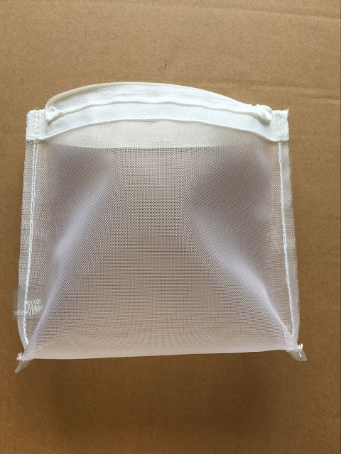 inside view mesh bag